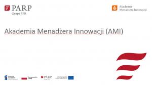 Zaproszenie do Akademii Menadżera Innowacji